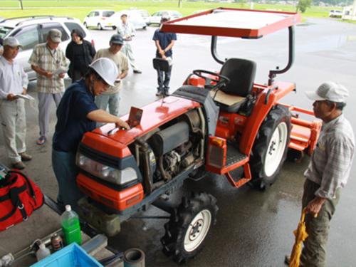 農作業事故防止研修会